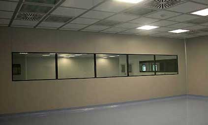 Vcsanat company cleanroom products floor hvac system ventilation